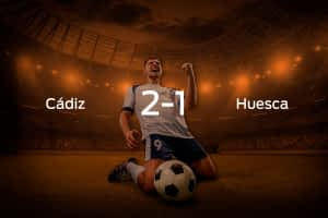 Cádiz vs. Huesca