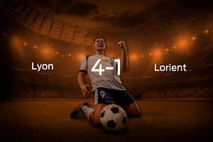 Lyon vs. FC Lorient