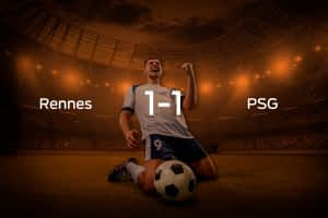 Rennes vs. Paris Saint-Germain