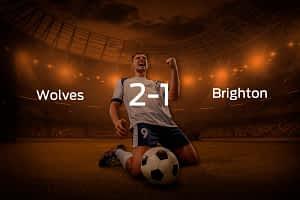 Wolverhampton Wanderers vs. Brighton & Hove Albion