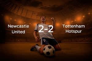 Newcastle United vs. Tottenham Hotspur