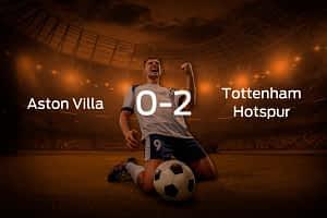 Aston Villa vs. Tottenham Hotspur