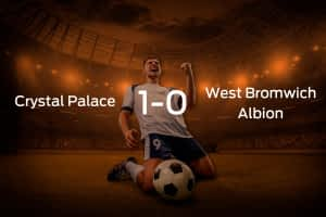 Crystal Palace vs. West Bromwich Albion