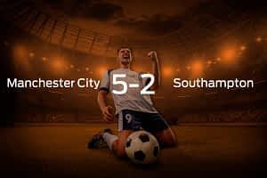 Manchester City vs. Southampton