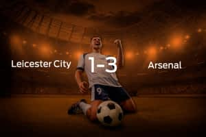 Leicester City vs. Arsenal