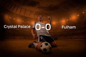 Crystal Palace vs. Fulham
