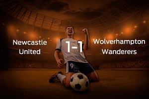 Newcastle United vs. Wolverhampton Wanderers