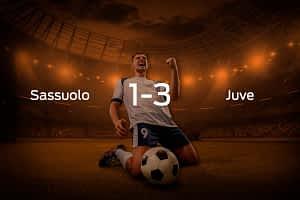 Sassuolo vs. Juventus