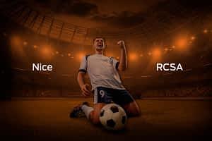 Nice vs. RC Strasburg