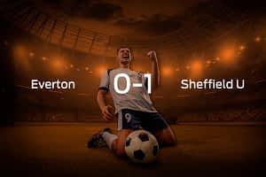 Everton vs. Sheffield United
