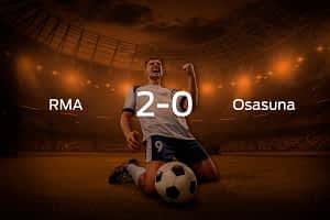 R Madrid vs. Osasuna