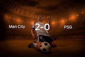 Manchester City vs. Paris Saint-Germain