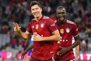 Bayern Munich 7-0 Bochum