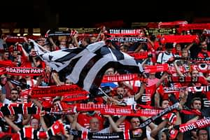 Rennes vs. Clermont Foot