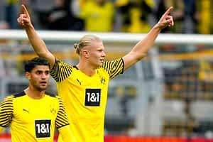 Borussia Dortmund 4-2 Union Berlin