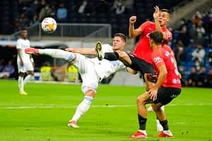 R Madrid vs. Mallorca