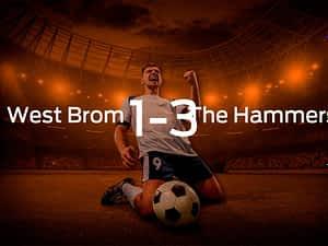 West Bromwich Albion vs. West Ham United