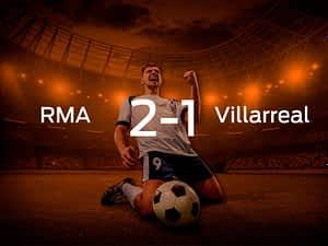 R Madrid vs. Villarreal