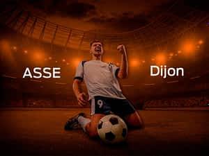 Saint-Étienne vs. Dijon FCO