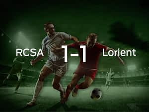 RC Strasburg vs. FC Lorient