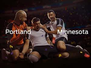 Portland Timbers vs. Minnesota United