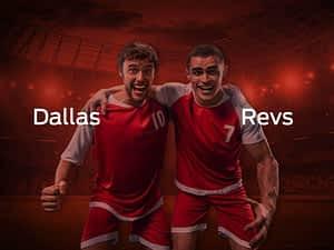 FC Dallas vs. New England Revolution