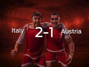 Italy vs. Austria