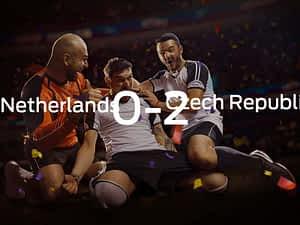Netherlands vs. Czech Republic