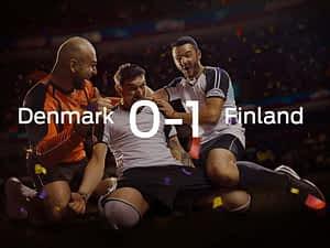 Denmark vs. Finland