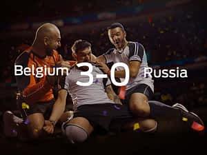 Belgium vs. Russia