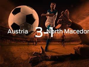 Austria vs. North Macedonia