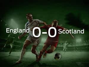 England vs. Scotland
