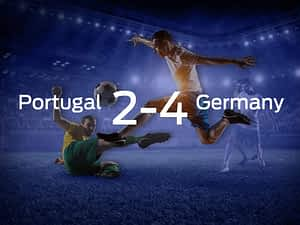 Portugal vs. Germany