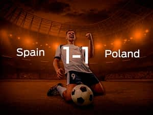 Spain vs. Poland
