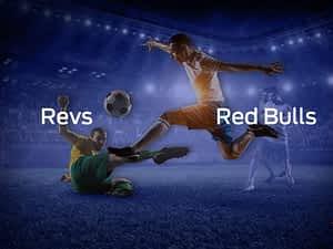 New England Revolution vs. New York Red Bulls