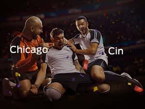 Chicago Fire vs. Cincinnati
