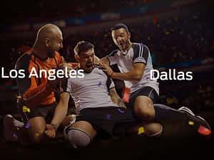 Los Angeles FC vs. FC Dallas
