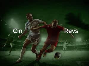 Cincinnati vs. New England Revolution