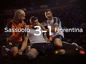 Sassuolo vs. Fiorentina
