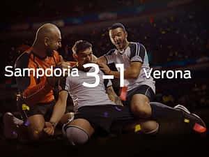 Sampdoria vs. Hellas Verona