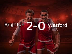 Brighton & Hove Albion vs. Watford