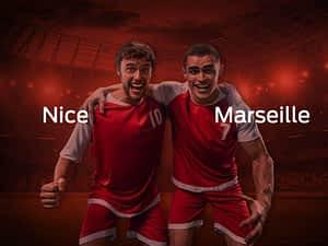 Nice vs. Olympique de Marseille