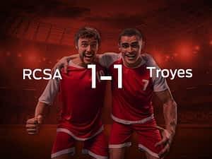 RC Strasburg vs. Troyes
