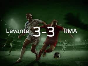 Levante vs. R Madrid