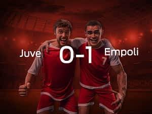 Juventus vs. Empoli