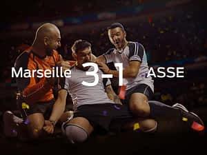 Olympique de Marseille vs. Saint-Étienne