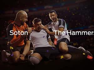 Southampton vs. West Ham United