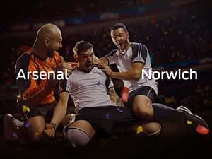 Arsenal vs. Norwich City