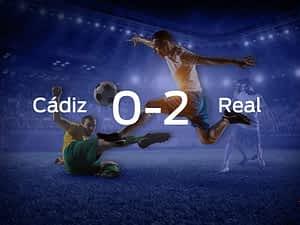 Cádiz vs. Real Sociedad