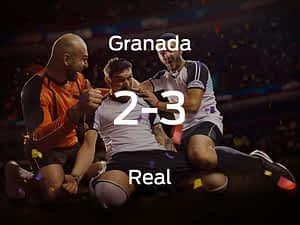 Granada vs. Real Sociedad